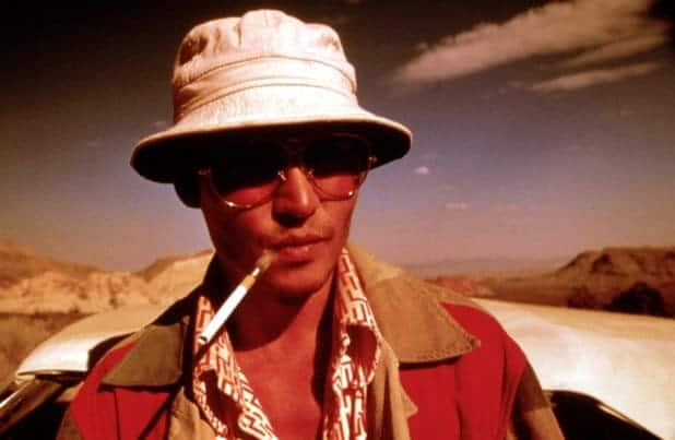 Fear and Loathing in Las Vegas (1998) dir. Terry Gilliam