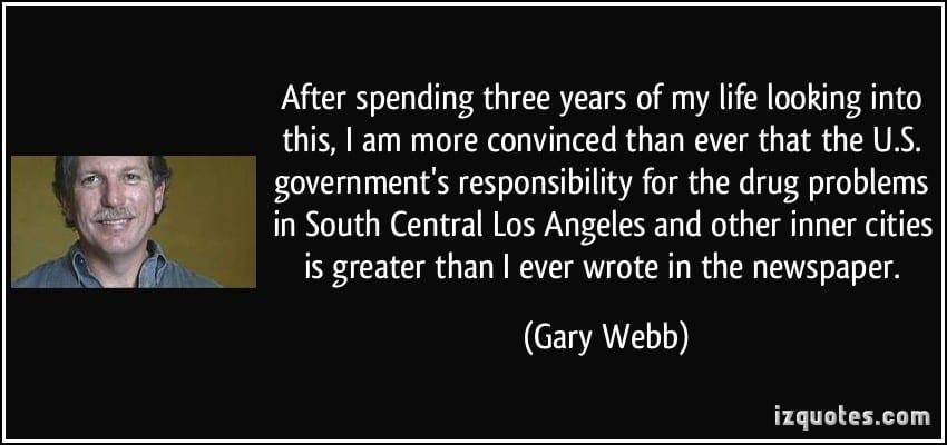 Gary Stephen Webb