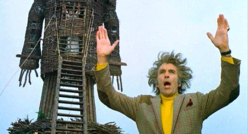 The Wicker Man (1973) dir. Robin Hardy