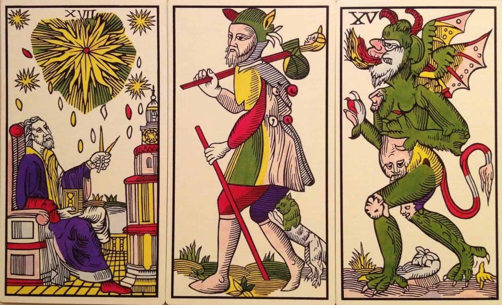 Рыцарь жезлов: значение (Таро) Сочетание с другими картами
