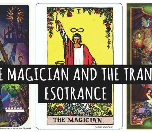 The Magician and the Trance – Esotrance-min
