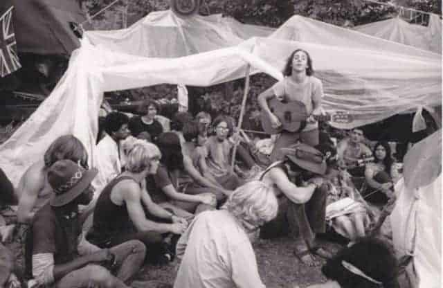 Powder Ridge Festival July 31 - August 2, 1970