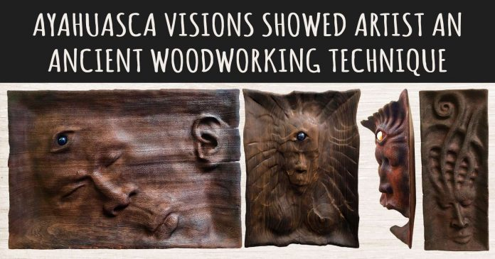 Chris Isner ancient woodworking