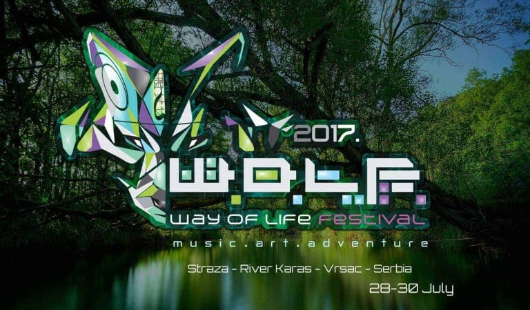 W.O.L.F. FESTIVAL 2017 – Psytrance and adventure sports, are you up to this challenge?