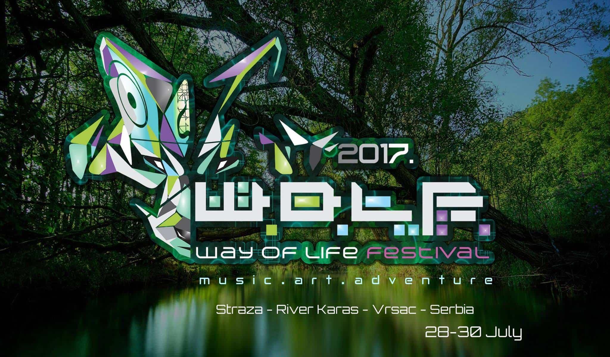W.O.L.F. 2017 - Psytrance festival