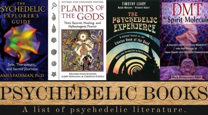 best psychedelic books