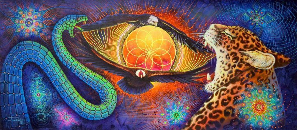 La Profecia del Aguila y El Condor by Juan Carlos Taminchi