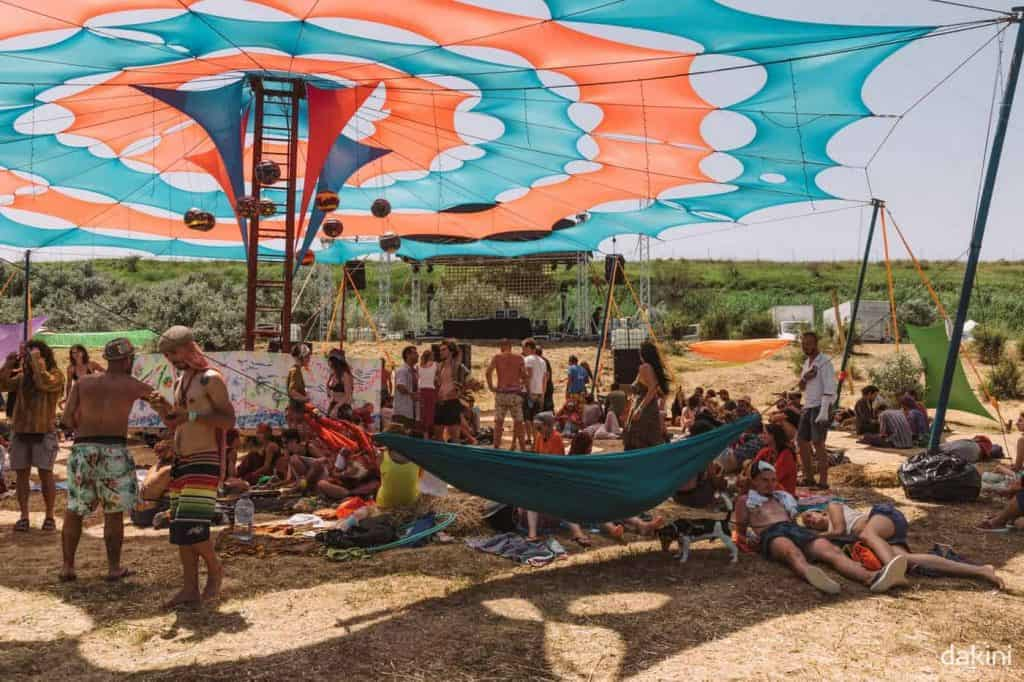 Dakini Festival 2017 - Tuzla, Romania