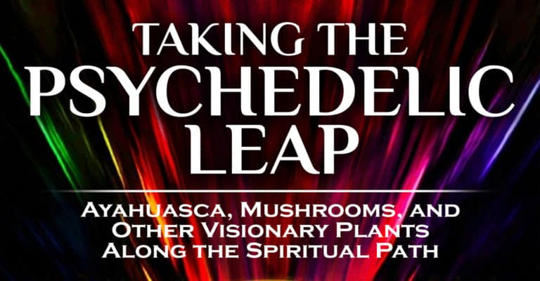 Taking The Psychedelic Leap