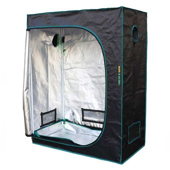 Mars Hydro top-quality 1680D canvas Grow Tent