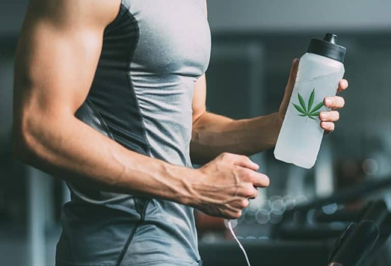 How Athletes are using CBD