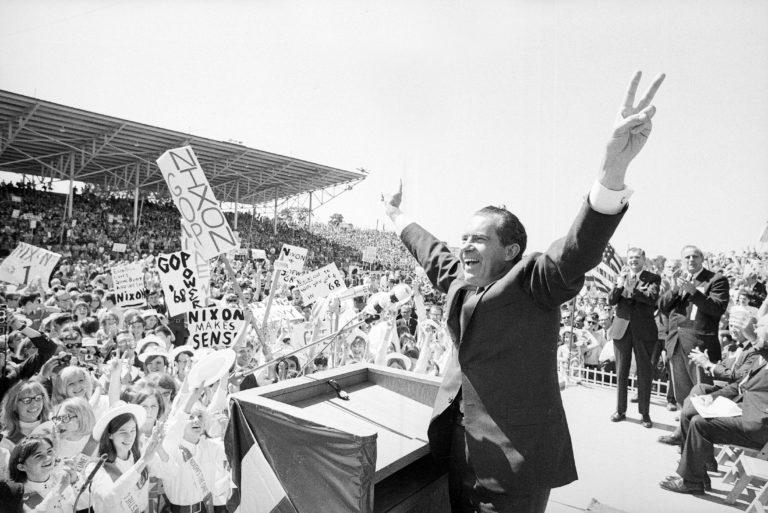 Why Hollywood Owes Richard Nixon an Oscar