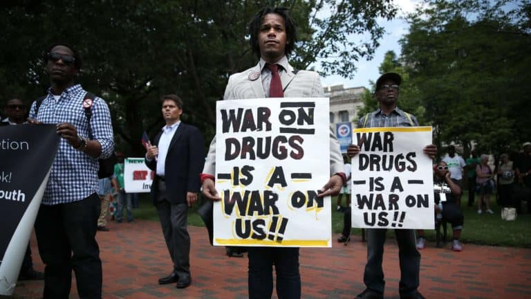 Why American Drug Policy is Insane