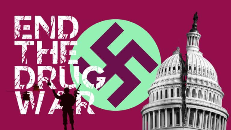 Hypocritical America Embraces Drug War Fascism