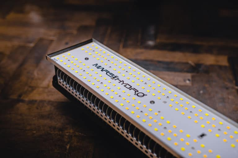 The Mars Hydro SP 250 LED grow light is shaping the Cannabis industry