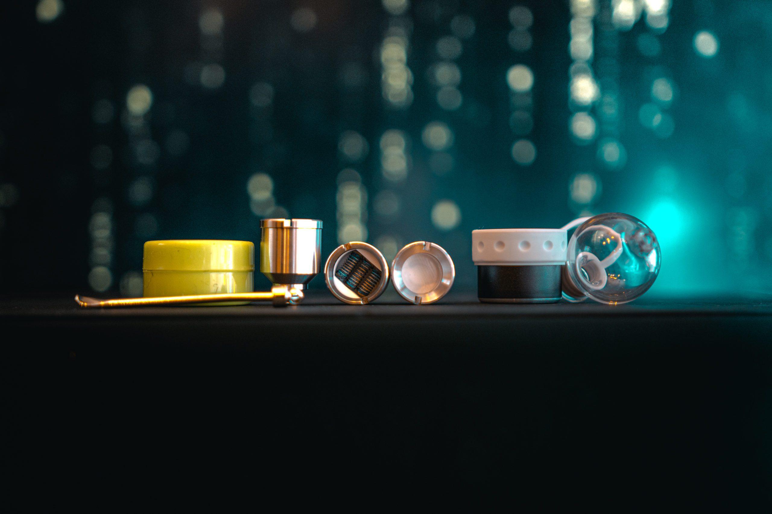 Core E-Rig accessories