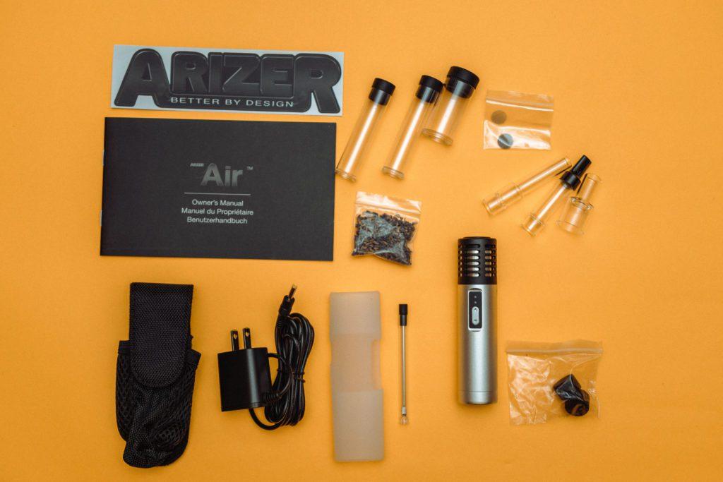 Arizer Air accessories