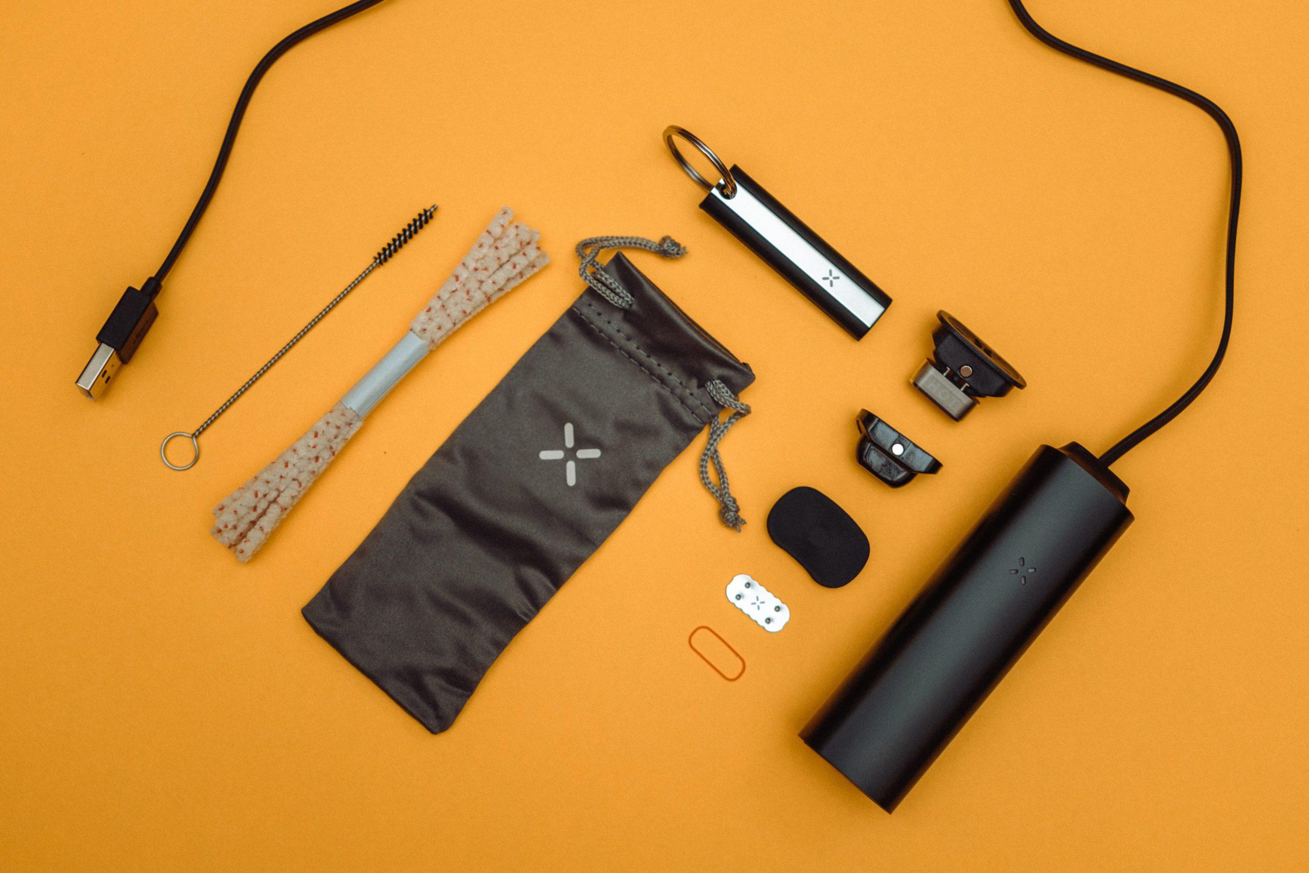 PAX 3 accessories