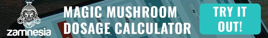 mushroom dosage calculator