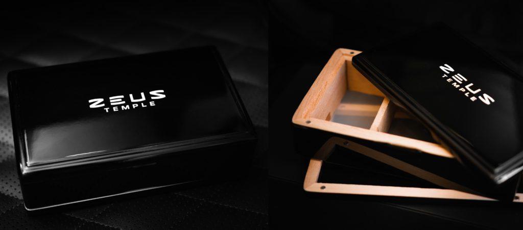 Zeus Temple stash box